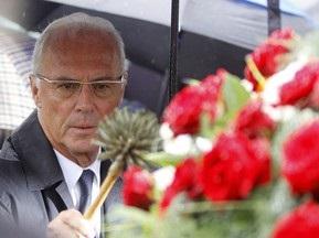 Беккенбауер залишив посаду президента Баварії