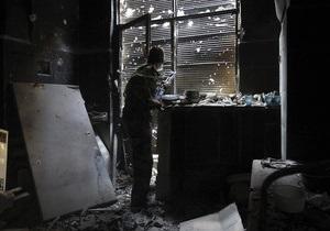 НГ: Против Асада воюют украинские наемники?