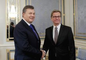Глава МИД Германии: Берлин пытается устранить преграды для подписания СА с Украиной