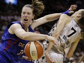 Женская NBA: Детройт - чемпион