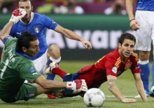 Финальный аккорд: Испания разгромила Италию