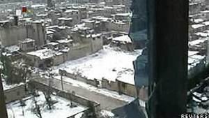 Біженці з Хомса звинувачують сирійські війська у звірствах