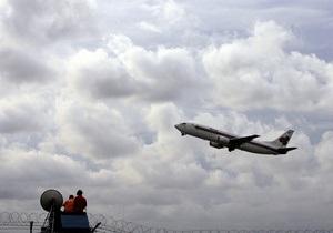 Новости США - В США у пассажирского самолета во время полета отказали оба двигателя