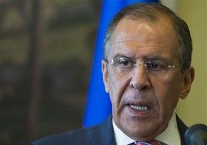 Новости России - война в Сирии - Лавров - Башар Асад: Лавров: Мы не являемся гарантом химразоружения Сирии