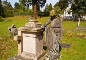 Березовський - похорон - кладовище