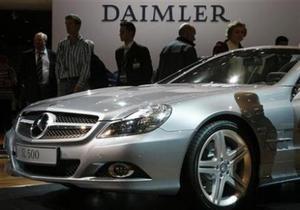 Суд оштрафовал концерн Daimler на 185 миллионов долларов