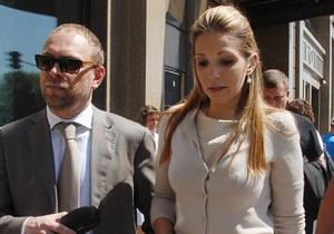 Донька Тимошенко просить США продовжувати тиснути на владу України