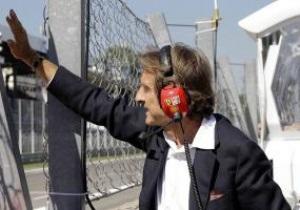 Лука ди Монтеземоло: Победы Ferrari - плод усилий всей команды