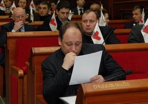 Київрада - вибори - Батьківщина - Київська Батьківщина  обнулить  список кандидатів у депутати Київради