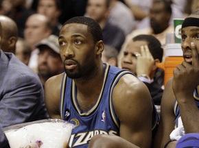 Звезда NBA хранил огнестрельное оружие в раздевалке