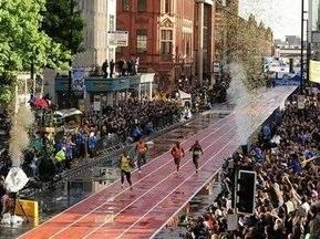 Болт установил новый рекорд в Манчестере