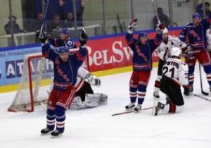 Хокей: Українці знову стали чемпіонами Білорусі