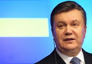Никогда, пока я буду при власти: Янукович отрицает возможность повышения цен на газ для населения