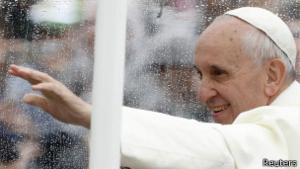 Папа Франциск розкритикував легалізацію наркотиків