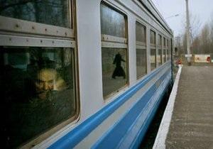 В Івано-Франківській області в дизель-поїзді сталося задимлення