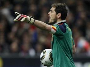 Касільяс: Іспанія готова боротися за Чемпіонство