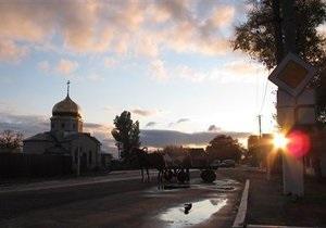 Новости Украины - погода в Украине - погода в Киеве: Выходные пройдут практически без дождей, но будут прохладными