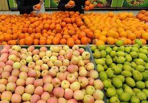 Грузия построит в Украине терминал для хранения овощей и фруктов
