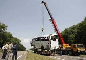 Лікарі: Стан двох постраждалих в аварії паломників дозволяє їх транспортування в Росію