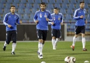 Сборная Греции определилась со списком игроков на Евро-2012