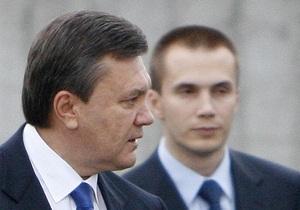 Reuters: Прибыль компании старшего сына Януковича подскочила в 26 раз