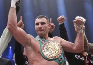 Представители Виталия Кличко опровергли слухи о завершении боксером карьеры