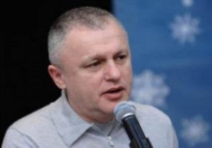 Леоненко: Якщо Суркіса хтось образить - його люди приїдуть додому до недоброзичливців