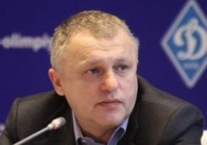 Суркис: Президент Металлиста ведет себя как царек, а с Рината Леонидовича надо брать пример