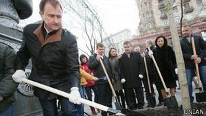 У Києві набирає обертів  каштановий скандал