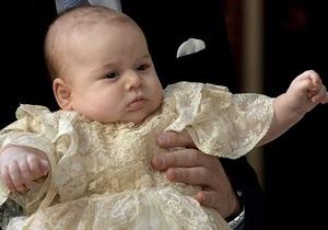 Фотогалерея: Королевское крещение. В Лондоне крестили принца Джорджа