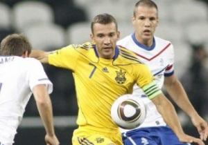 Шевченко: Я ніколи не казав, що завершу кар єру після Євро-2012