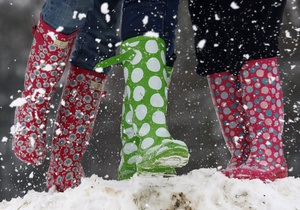 Прогноз погоды: Украину засыпает мокрым снегом