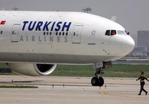 Авиакомпания Turkish Airlines потерпела убытки из-за возросших расходов на лизинг самолетов
