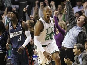 NBA: Відстріл Рисей з далекої дистанції