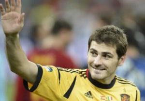 Время расставания. Касильяс покидает сборную Испании