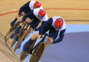 Британские велотрековики стали чемпионами Олимпиады с мировым рекордом