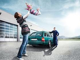 Акция от Mercedes-Benz - специальные цены на сервис