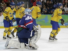 Хоккей: Шведки взяли верх над Словакией