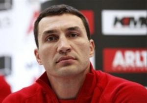 Владимиру Кличко исполнилось 35 лет