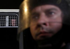 В беспорядках в Западном Бирюлево пострадали шесть бойцов ОМОНа