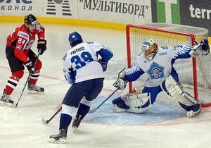 Донбасс сильнее Сокола в первой встрече финальной серии
