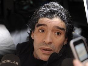 Марадона візьме участь в аукціоні в Індії