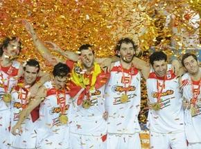 Баскетбольний ЧС-2010: Іспанці назвали остаточний склад