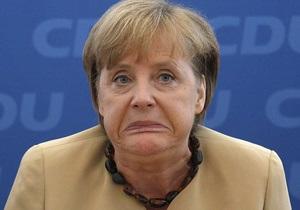 Меркель: Шпионаж между друзьями недопустим