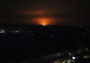 Взрыв газопровода лишил электричества Дамаск и юг Сирии