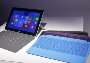 Яблоки и апельсины. Microsoft обрушилась с критикой на новые iPad, возмутившись  развлечениями  - ipad air - ipad mini 2 - surface - windows rt
