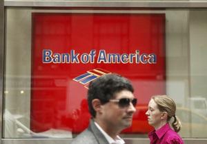 Bank of America - Махинации -  Махинацияи с ипотечными облигациями - Новости США - В США суд признал Bank of America виновным в махинациях с ипотечными облигациями