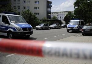 Германия - химическое оружие - В центре Германии нашли химическое оружие, идет эвакуация