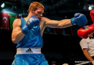 Украинский боксер Плевако остановился в шаге от медали ЧМ
