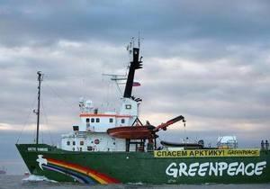 Обвинение в пиратстве экипажа Arctic Sunrise переквалифицировано на хулиганство